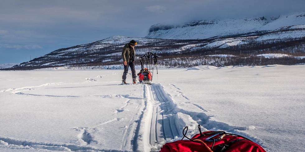 Mit Ski & Pulka auf dem Kungsleden