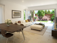 Living Dining Space