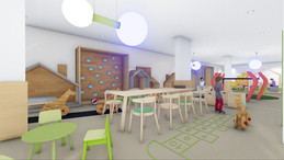 Childcare Centre Play Area