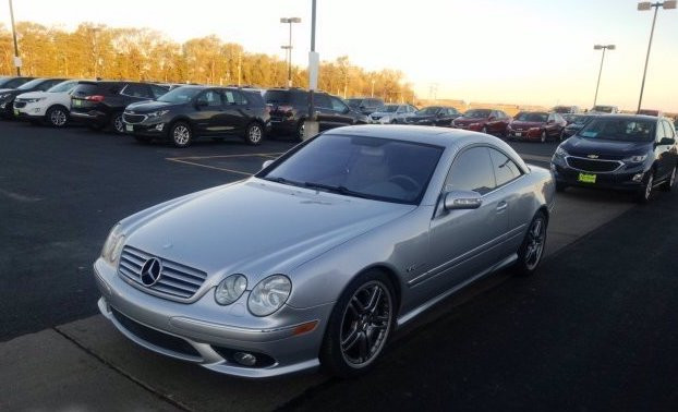 Gambler's Only: 2005 CL65 AMG