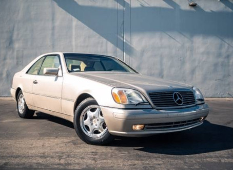 Big Body Buy: 1997 Mercedes-Benz S500 Coupe