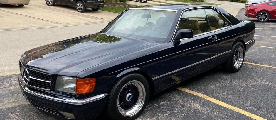 Luxury Legend: The 1988 560SEC