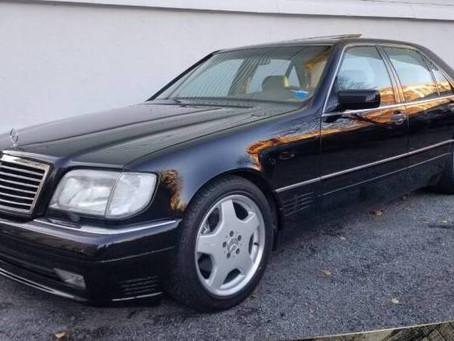 Diamond in the Rough? 1997 Mercedes-Benz S420