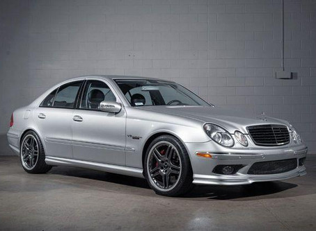 A Weis Choice? 36k-mile 2005 E55 AMG with Weistec, Kleemann & Carlsson Goodies