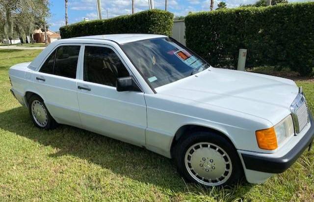 Baby Benz Bargain: 46k-mile 1989 Mercedes-Benz 190E 2.6