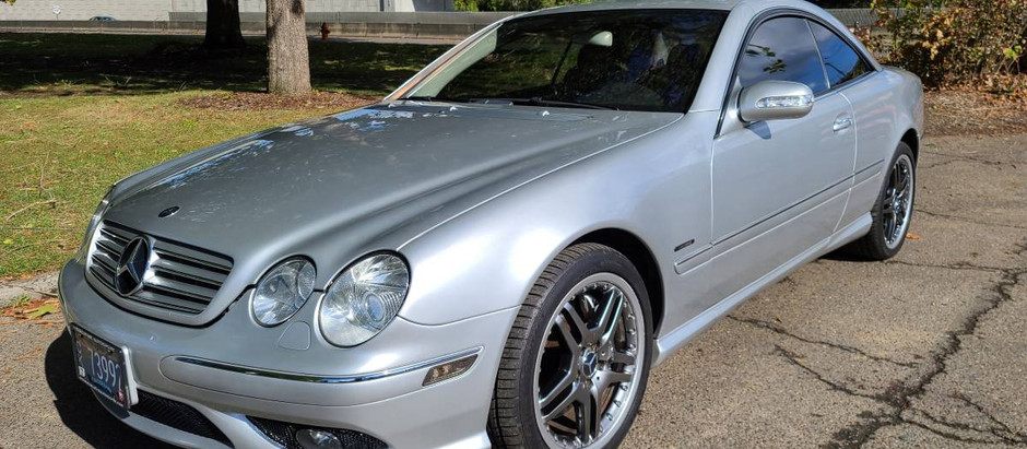 Big Power, Even Bigger Value: 2005 CL55 AMG Kleemann