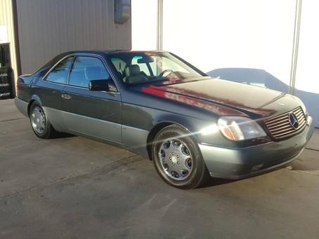Big Body Bargain? 1999 Mercedes-Benz S500 Coupe
