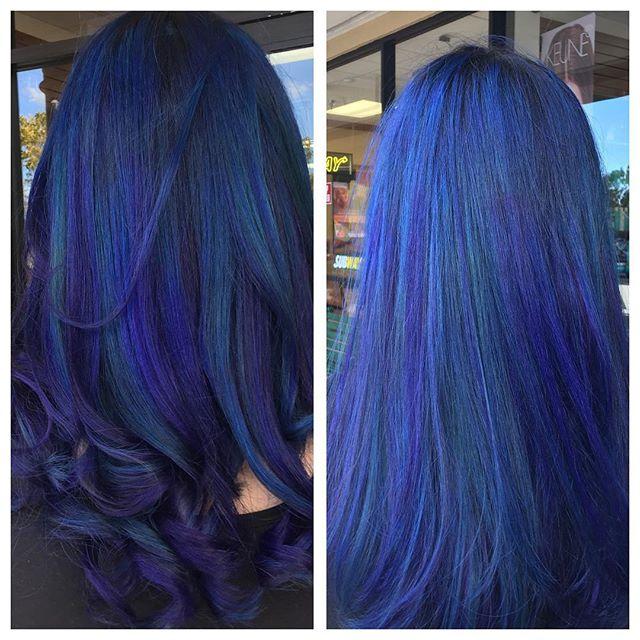 I like Blue