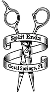 Split Endz Hair Salon Logo