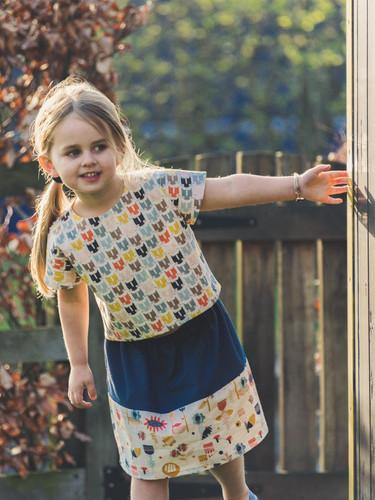 Gypsy Top & Wild Child Skirt