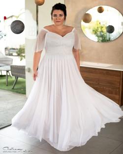 שמלות כלה בעיצוב ותפירה אישית