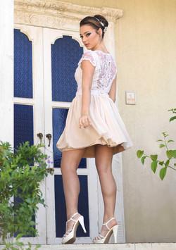 שמלת כלה לריקודים