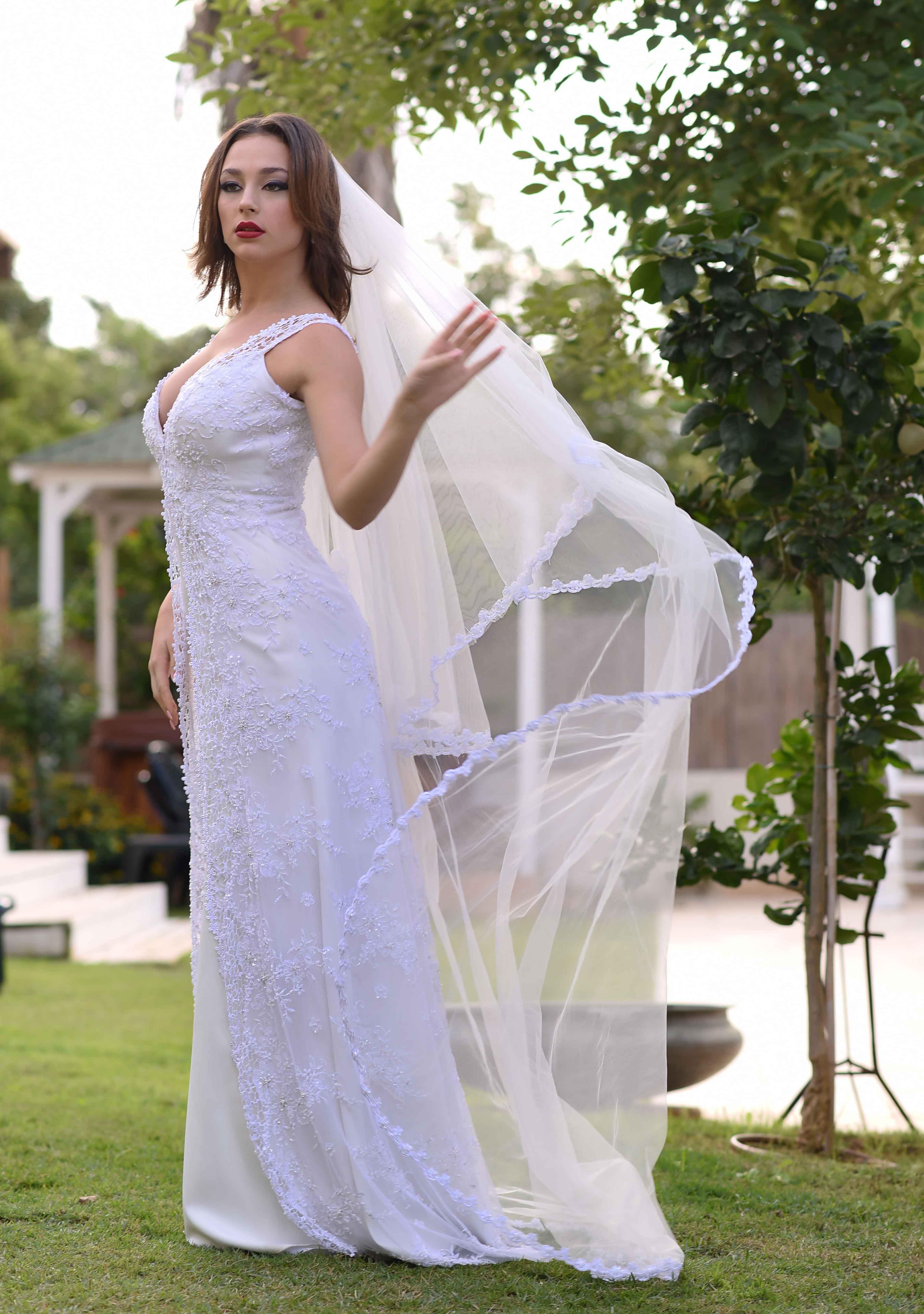 שמלת כלה וינטאג