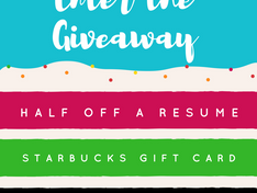 Enter the Giveaway for a chance to win big!