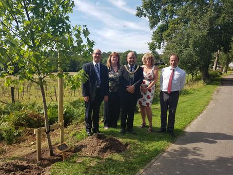 Bereavement Group celebrates its tenth anniversary