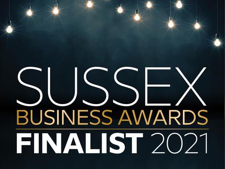 Sussex Business Awards finalist
