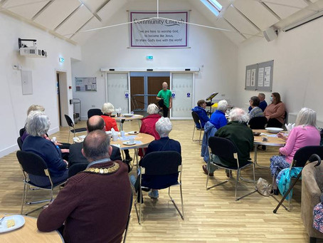 The newly launched Dementia Community Café