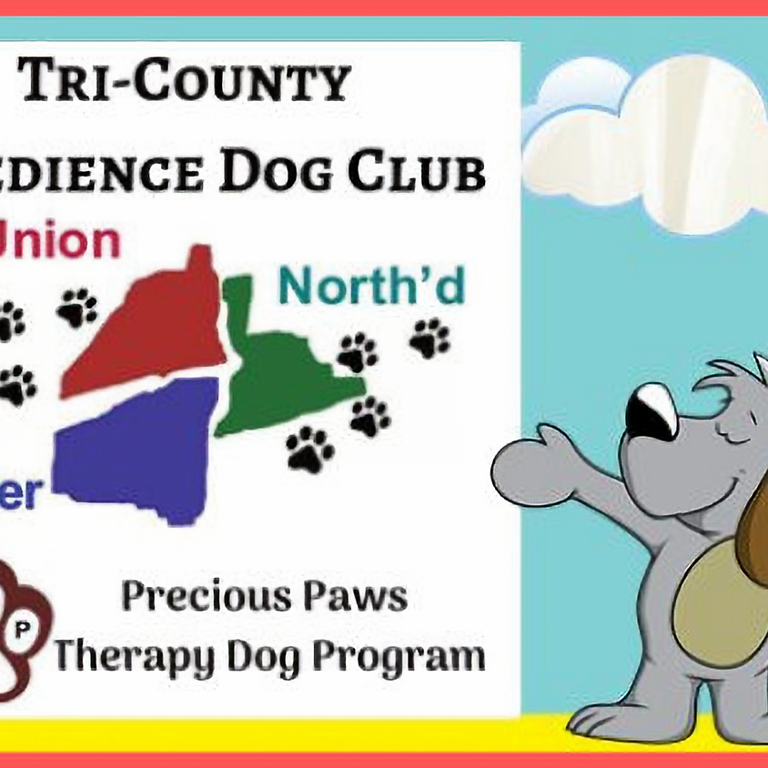 Tri-County Obedience Dog Club Demonstration @ ADERS