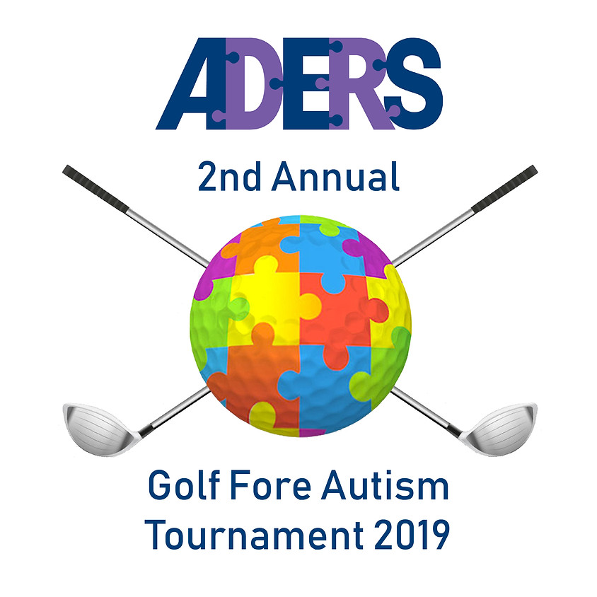 ADERS 2nd Annual Golf Fore Autism Tournament