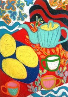 Lemons and tea
