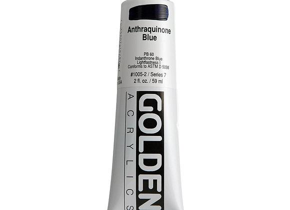 GOLDEN ANTHRAQ. BLUE 2oz