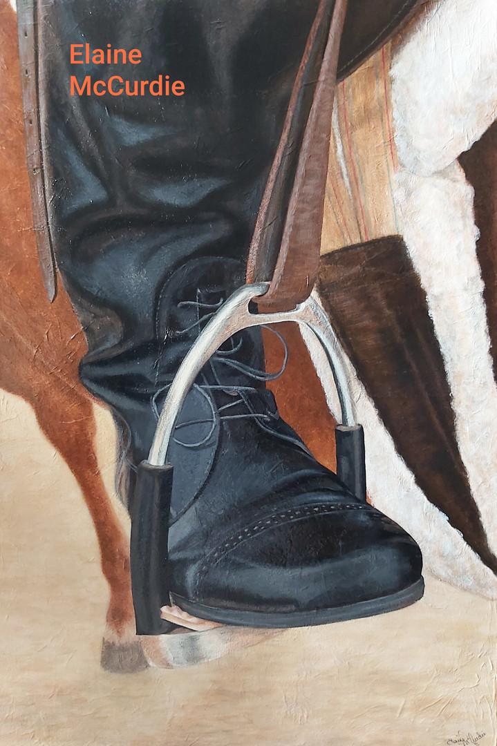 'Foot in Stirrup'