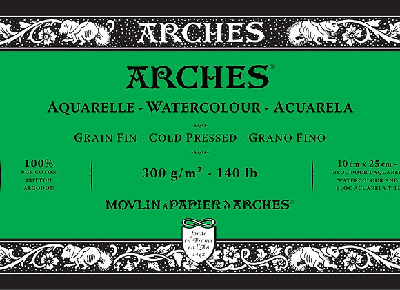 """Arches CP W/C Block - 3.9x9.8"""" 140lb"""
