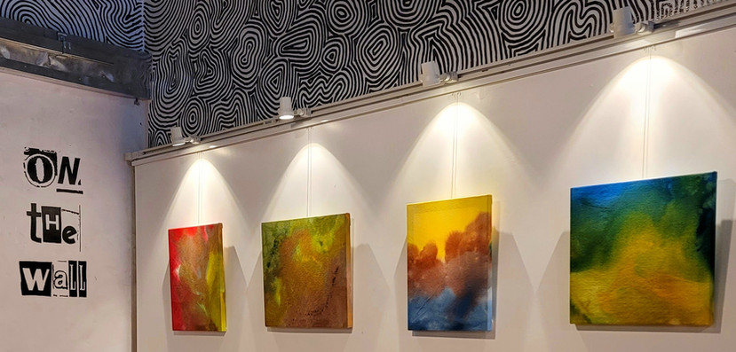 'On the Wall' July 2021 Artist | Fraser Radford