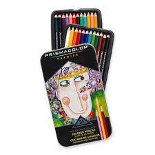 Prismacolour Pencil Crayons