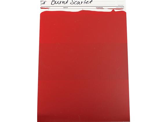 Burnt Scarlet - Gouache 120 ml