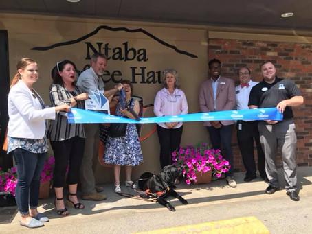 Ntaba Coffee Haus Grand Opening