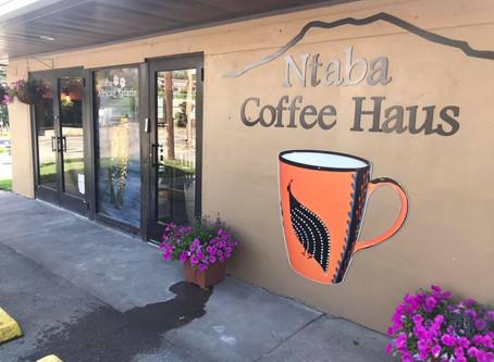 Ntaba Coffee Haus Opening Soon