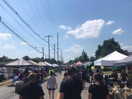 St. Matthews Street Festival