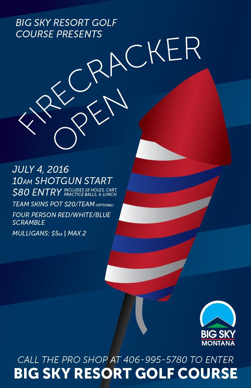 Firecracker Open