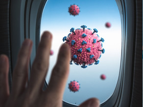 Os 5 principais cuidados ao viajar durante a Pandemia
