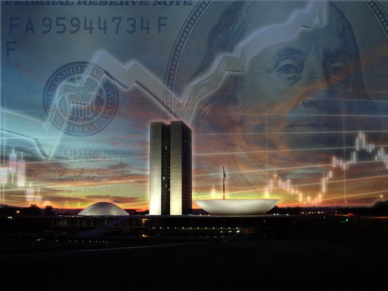 Congresso nacional e o dolar