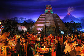 San Angel Dining - Mexico / EPCOT