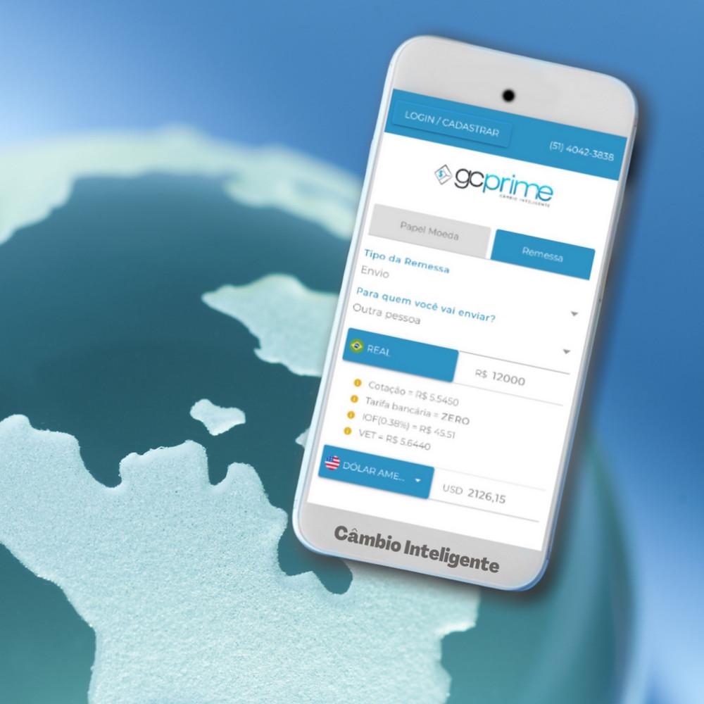 Plataforma Câmbio Inteligente - uma alternativa à TransferWise