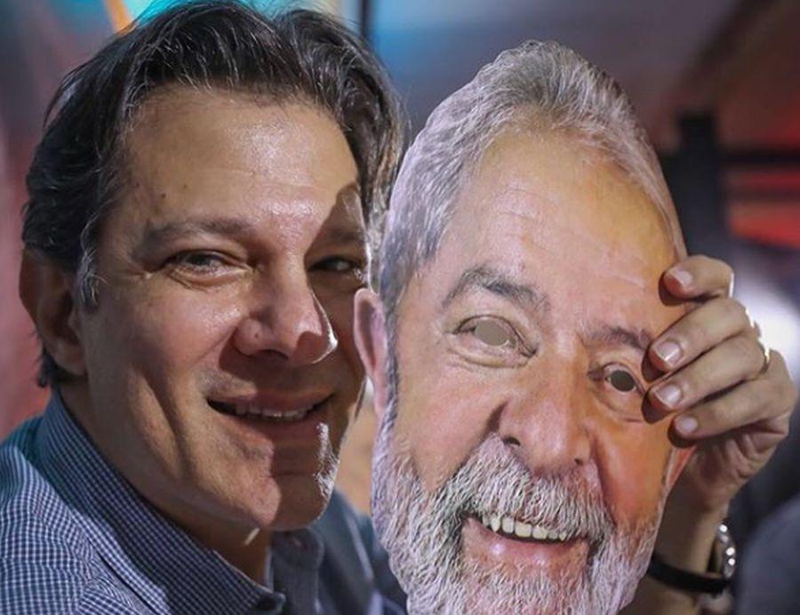 Haddad ou Lula