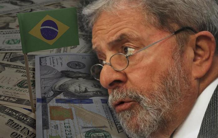 Dolar com julgamento de Lula
