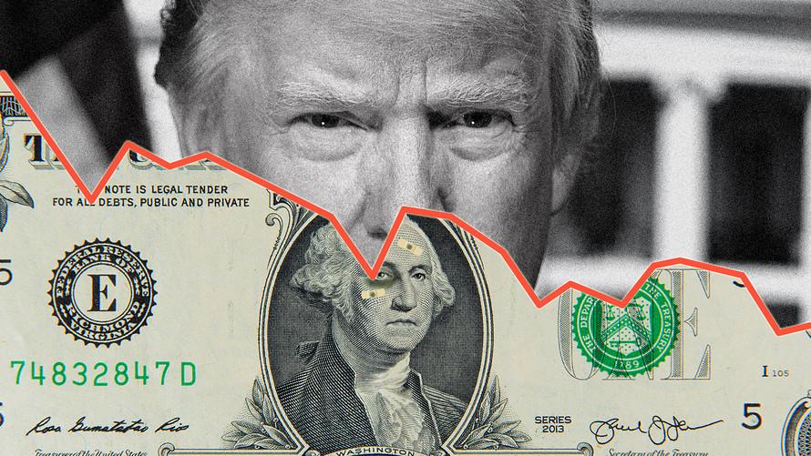 Donald Trump e o dólar comercial