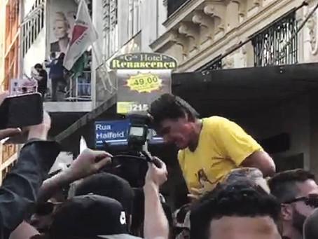 Jair Bolsonaro sofre atentado em MG e reflexo no câmbio é imediato