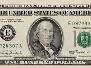 Fique atento: seus dólares do cofre valem menos do que você imagina.