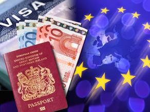 Atenção! Em breve novas exigências para entrar na Europa. Leia!