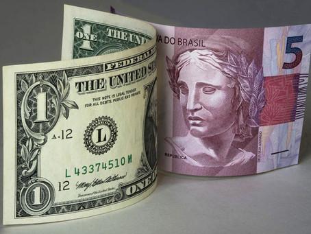 O que aconteceria no Brasil com o dólar a R$ 5,00 ?