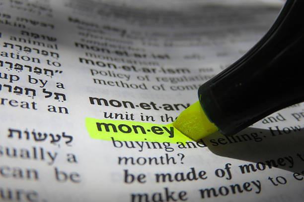 definições termos de câmbio moedas