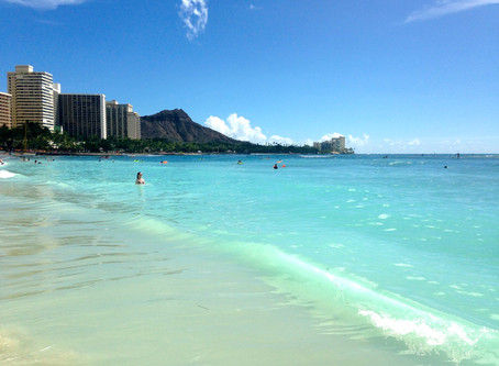 Conheça Honolulu, uma cidade completa no meio do Oceano Pacífico