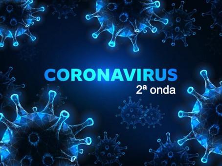 Devemos nos preocupar com a 2ª onda de Covid19 no Brasil?