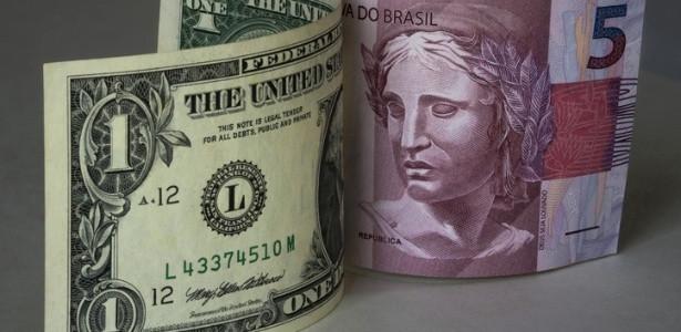 Cambio dolar real - expectativa com reforma da previdência