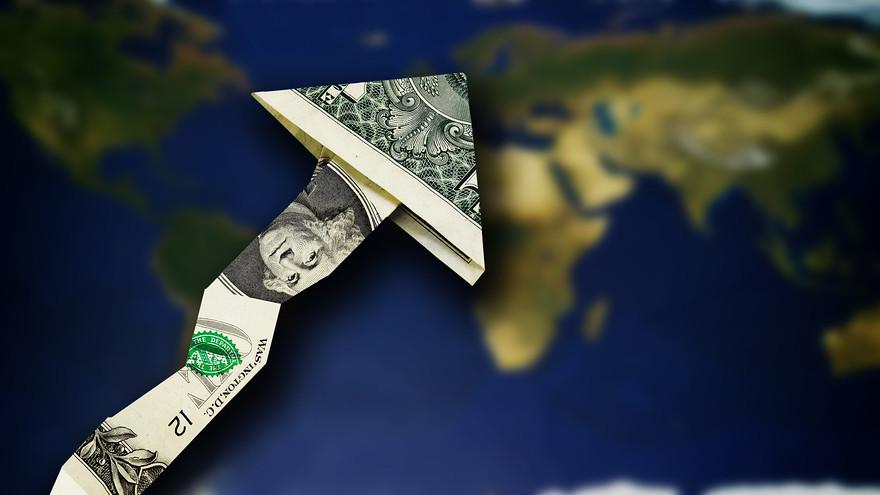 dolar em alta